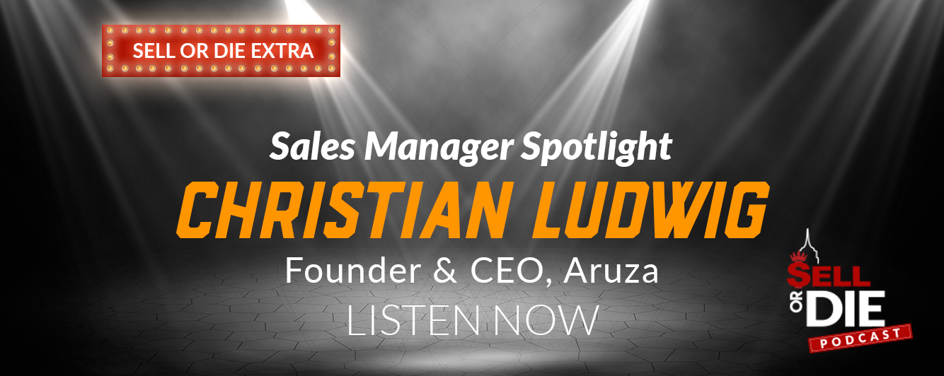 Sell or Die with Christian Ludwig