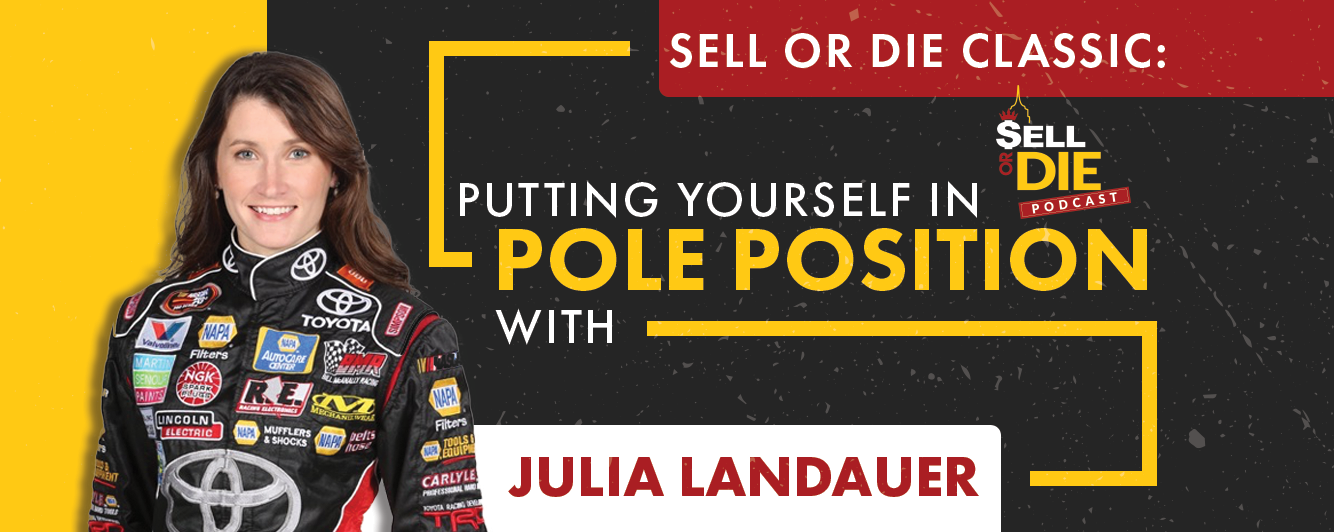 Sell or Die with Julia Landauer