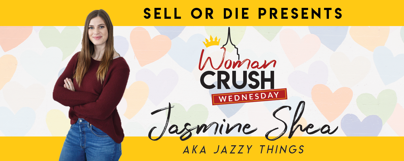Woman Crush Wednesday with JazzyThings