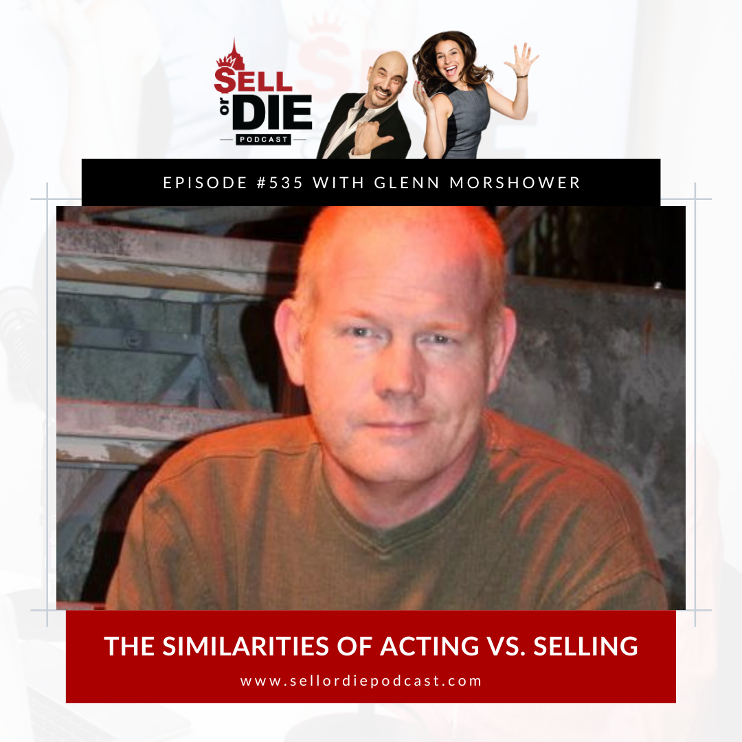 relationship between acting and sales
