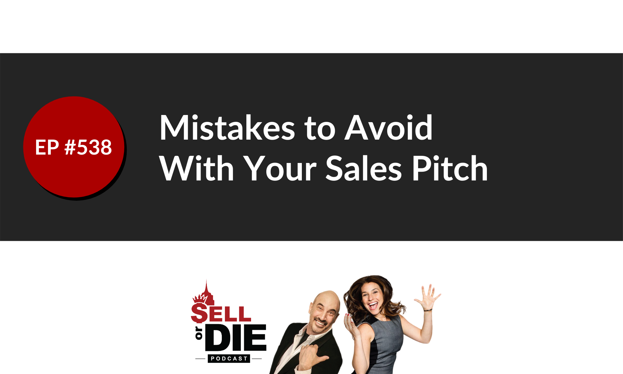 sales pitch example